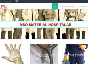 Material Hospitalar